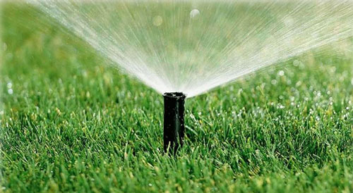 Irrigazione, Diserbo