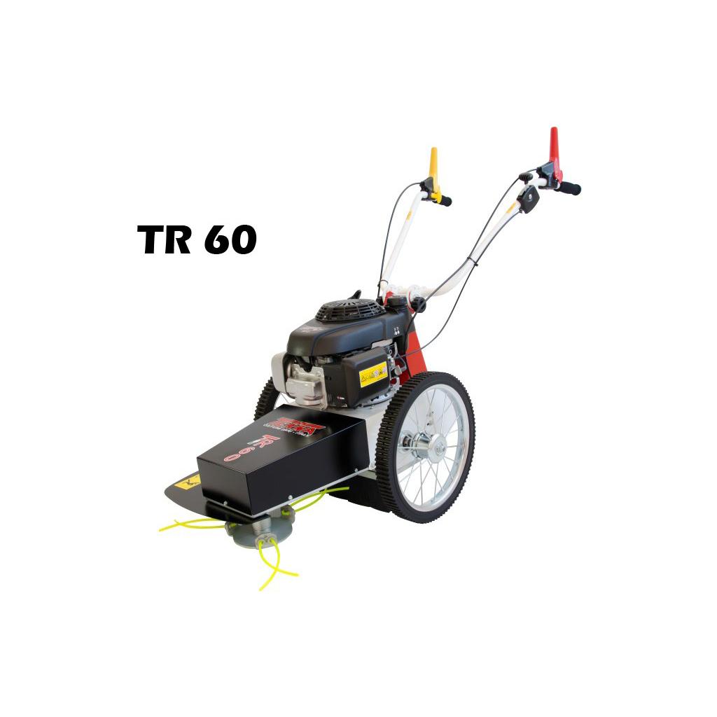 DECESPUGLIATORE A RUOTE TR60