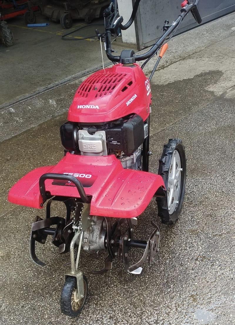 motozappa usata Honda FF500