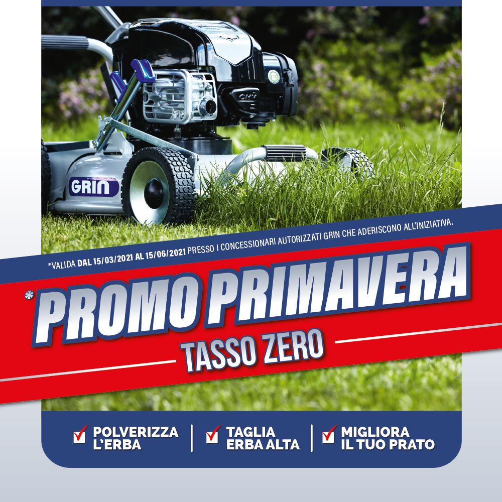 PROMOZIONE PRIMAVERA GRIN | Torrigiani Agri & Garden S.r.l.