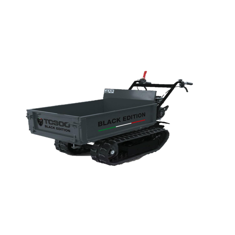 transporter cingolato TC300 Black edition